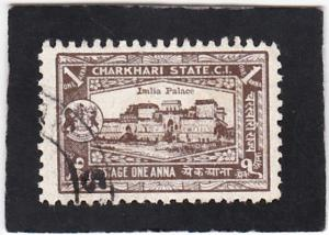 India   Charkhari State  #  29   used