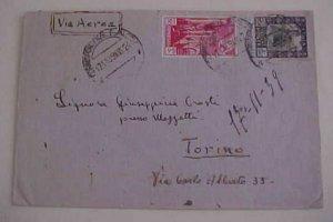 LIBYA 1939 TO  ITALY