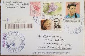 O) 2012 CUBA, CARIBBEAN, CIRILO VILLAVERDE, CANTINFLAS, MOVIES, FLORA, FLOWER