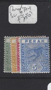 MALAYA PERAK (PP0510B)  TIGER  SG 61-4   MOG