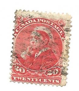 Canada 1893 - Used - Starting @ 1% List Price - Scott #46