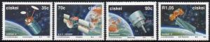 Ciskei - 1992 Satellites Set MNH** SG 210-213