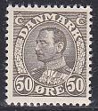 Denmark #239 F-VF Mint NH ** King Christian X