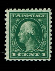 Scott #424 F/VF-OG-NH. A Showpiece