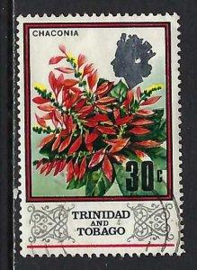 TRINIDAD & TOBAGO 154 VFU W719-9