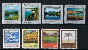 NEW ZEALAND 1983 LANDSCAPES