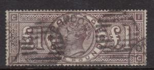 Great Britain #110 XF Used