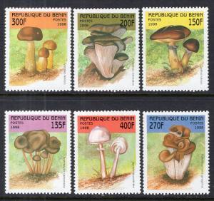 Benin 1055-1060 Benin MNH VF