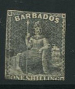 Barbados #9 Used