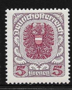 Austria Hinged [3721]