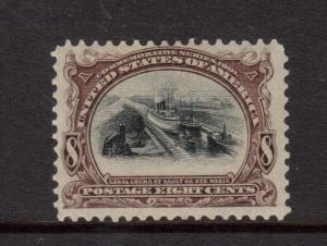 USA #298 VF+ Mint
