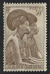 Cameroun 307 50c Women
