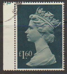 Great Britain SG 1026f Used