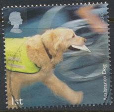 Great Britain SG 2806 SC# 2539 Assistance Dog  Used  see scan