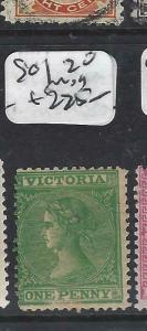 VICTORIA   (P3004B)  QC  1D  GREEN  SG 120   MOG