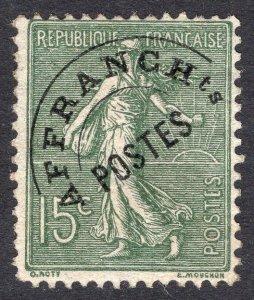 FRANCE SCOTT 139