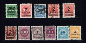 GERMANY STAMP COLLECTION LOT  #2