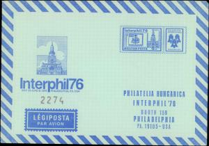 Hungary, Postal Stationery