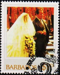 Barbados. 1982 $1.20 S.G.707 Fine Used