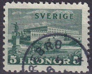 Sweden #229  F-VF Used  CV $12.50   (Z5219)