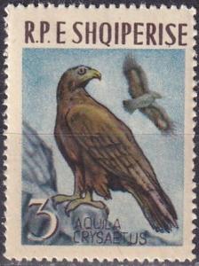 Albania #673 F-VF Unused  CV $2.75  (A18983)