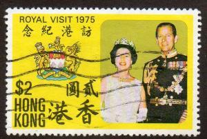 Hong Kong  Scott  305  Used