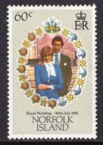 Norfolk Island 282 MNH VF