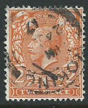 Great Britain  - George V SG 368
