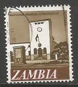 ZAMBIA 42 VFU A69-2