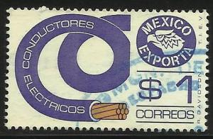 Mexico 1978 Scott# 1114 Used