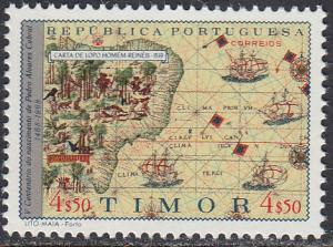 Timor 334 MNH - Cabral Issue