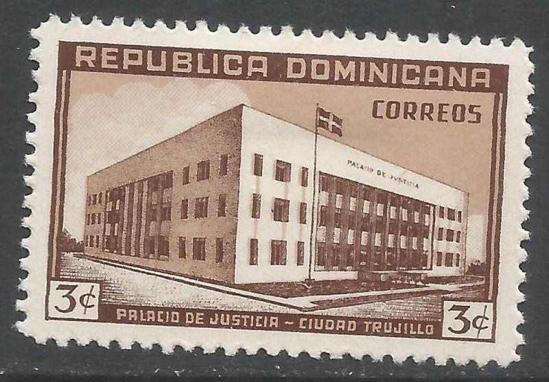 DOMINICAN REPUBLIC 420 MOG A1103