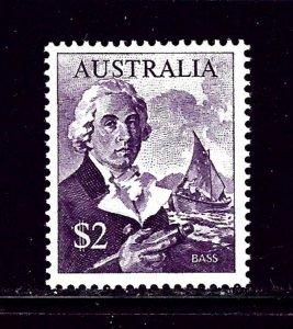 Australia 416 MH 1966 issue