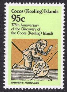 Cocos Islands Scott 117