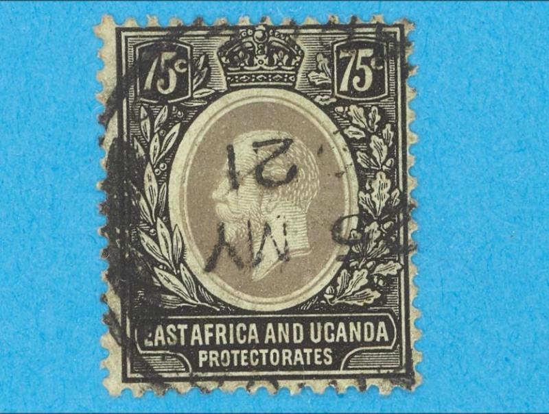 EAST AFRICA & UGANDA 48 * NO FAULTS VERY FINE !