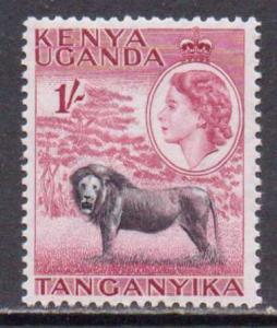 Kenya,Uganda,Tanz.  #112  MNH  (1954)  c.v. $3.75