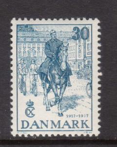 Denmark #261 VF/NH
