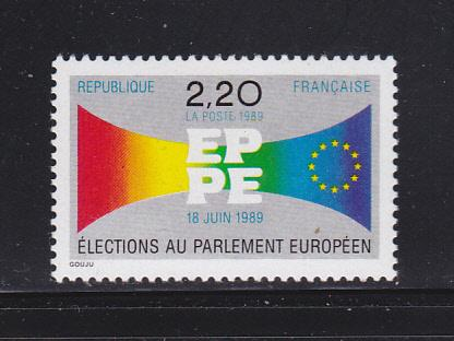 France 2142 Set MNH European Parliament Elections