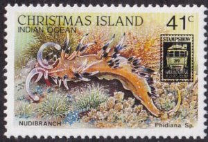Christmas Island #246 Mint