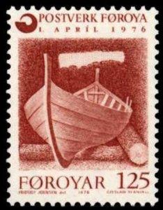 Faroe Islands #21 Fa23 MNH CV$1.60