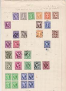 germany 1945 stamps page ref 17557