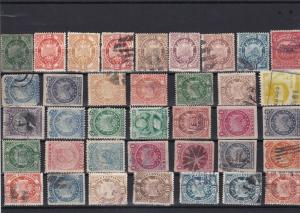 bolivia old stamps ref r12809