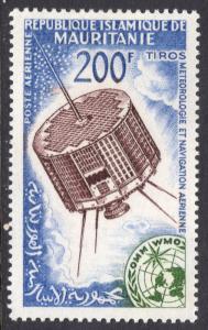 MAURITANIA SCOTT C25