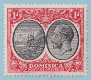 DOMINICA 67  MINT HINGED OG * NO FAULTS EXTRA FINE!