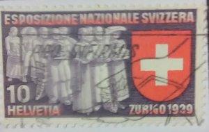 Switzerland Scott Cat# 250