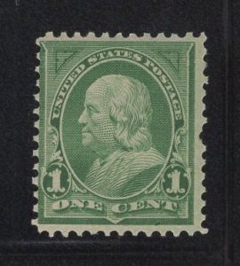 US Stamp Scott #279 Mint Never Hinged SCV $25