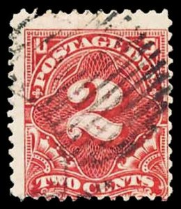 U.S. POSTAGE DUE J30  Used (ID # 84361)