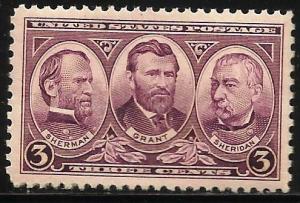 United States 1937 Scott# 787 MNH