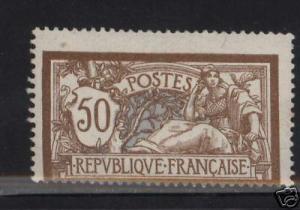 France #123 Mint