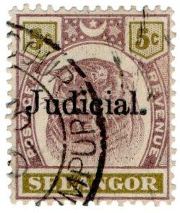 (I.B) Malaya States Revenue : Selangor Judicial 5c